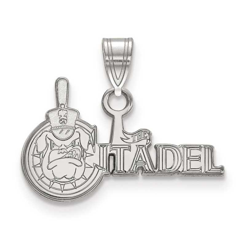 SS029TCI: SS LogoArt The Citadel Small PEND