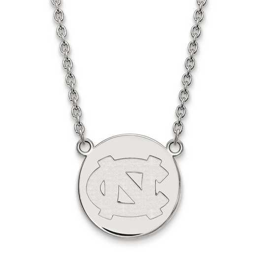 SS040UNC-18: S S LogoArt University of North Carolina Large Disc w/Neck