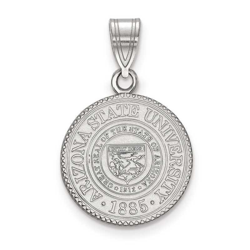 SS043AZS: S S LogoArt Arizona State University Medium Crest Pend
