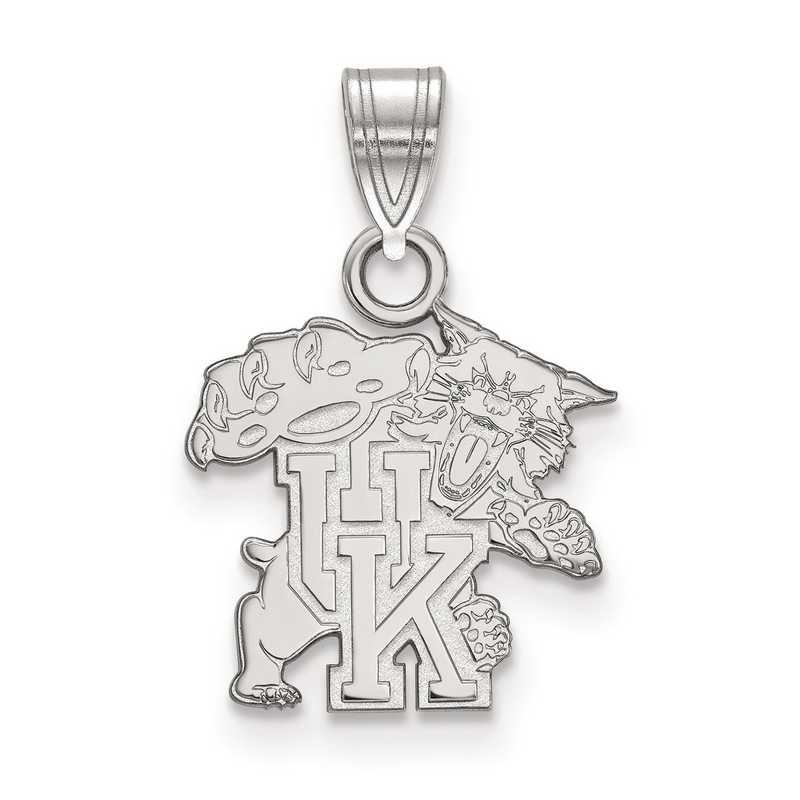 SS044UK: SS LogoArt University of Kentucky Small PEND