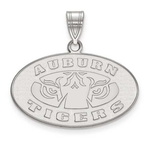 SS045AU: SS LogoArt Auburn University Medium PEND