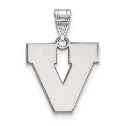 SS045UVA: SS LogoArt University of Virginia Medium PEND