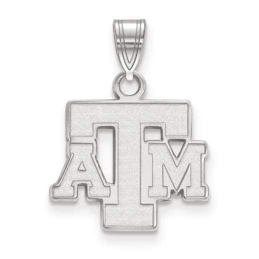 SS055TAM: SS LogoArt Texas A&M University Small PEND