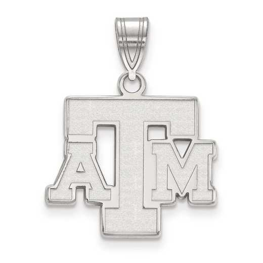 SS056TAM: SS LogoArt Texas A&M University Medium PEND