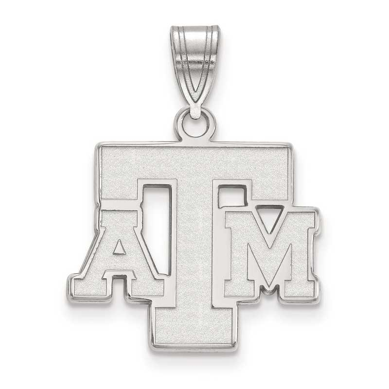 SS056TAM: SS LogoArt Texas A&M University Medium PEND