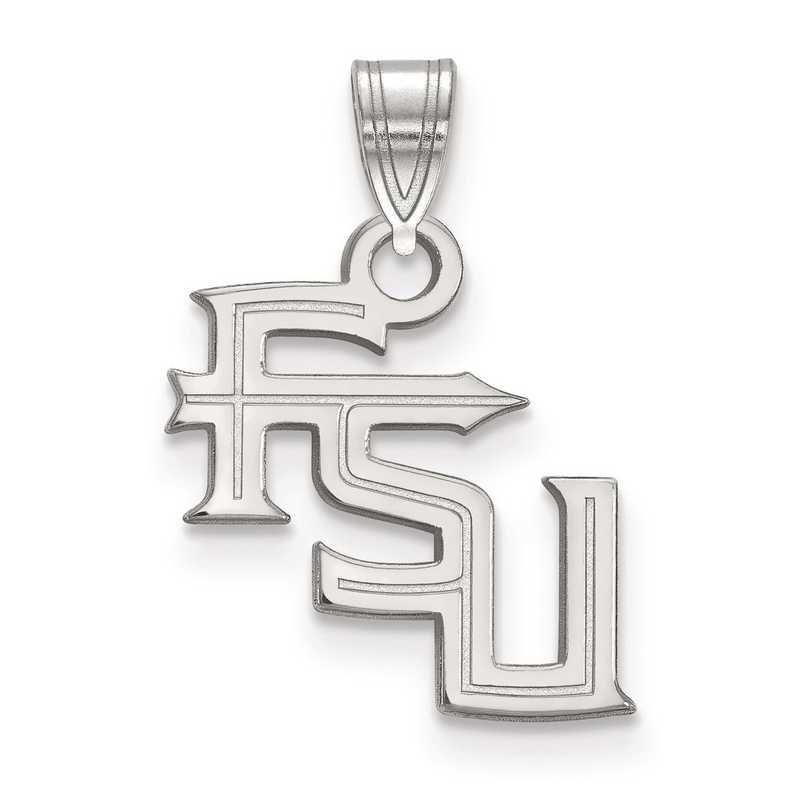 SS059FSU: SS LogoArt Florida State University Small Pendant
