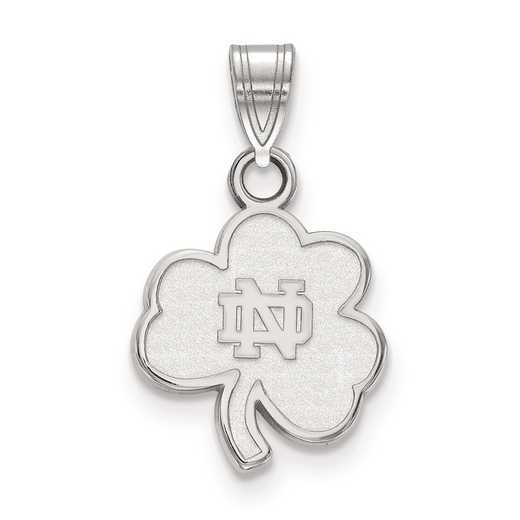 SS061UND: SS LogoArt University of Notre Dame Small PEND