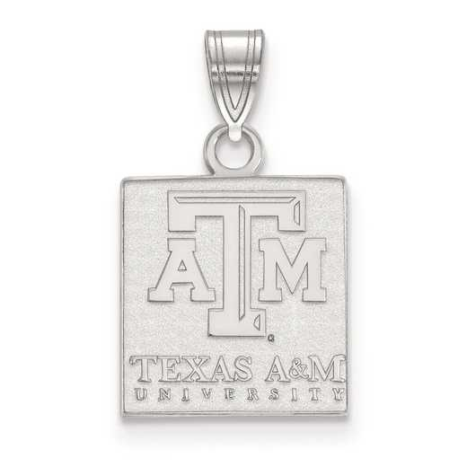 SS066TAM: SS LogoArt Texas A&M University Small PEND