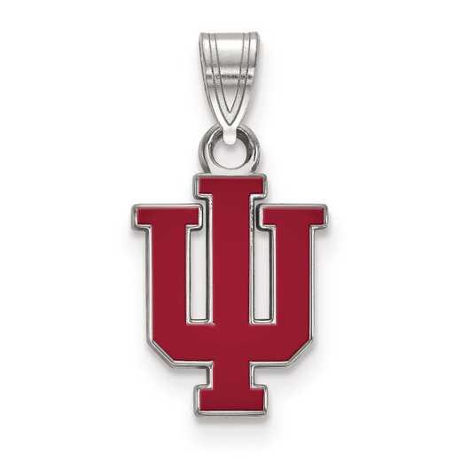 SS071IU: S S LogoArt Indiana University Small Enamel Pend