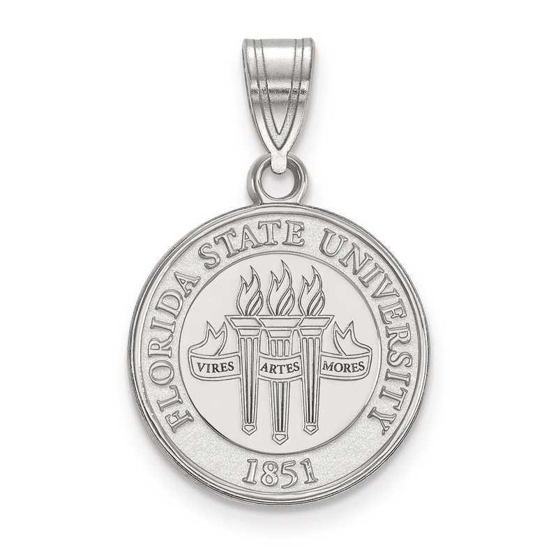 SS077FSU: S S LogoArt Florida State University Medium Crest Pend