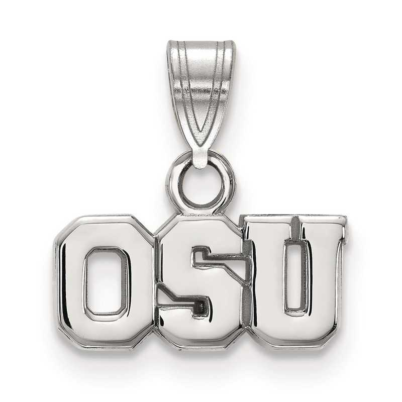 SS081OSU: SS LogoArt Ohio State University Small Pendant