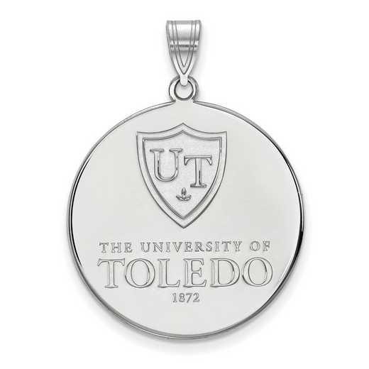 SS002UT: SS LogoArt Toledo XL Disc Pendant