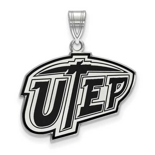 SS010UTE: SS LogoArt The Univ of Texas at El Paso LG Enamel Pen