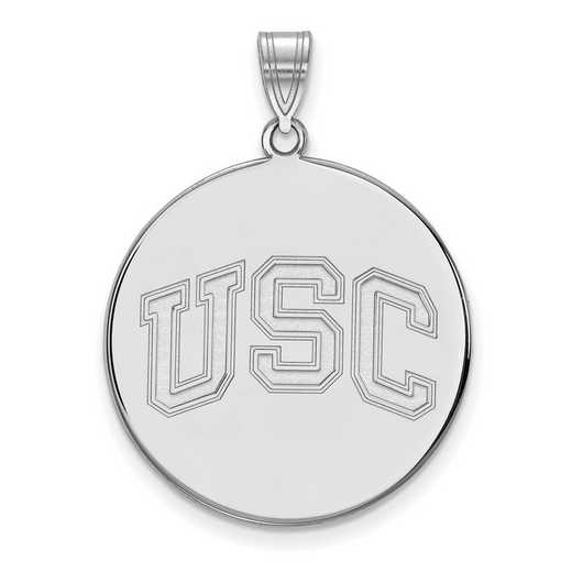 SS052USC: SS Univ of Southern California XLG Disc Pendant