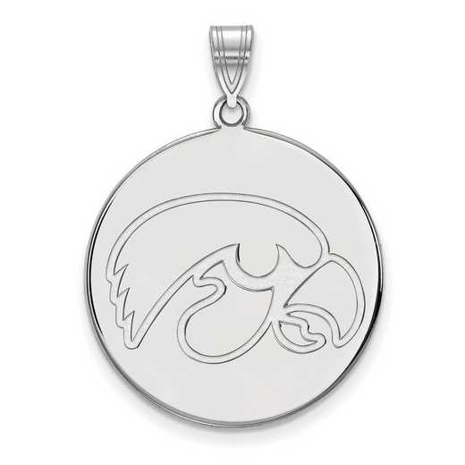 SS083UIA: SS Univ of Iowa XL Disc Pendant