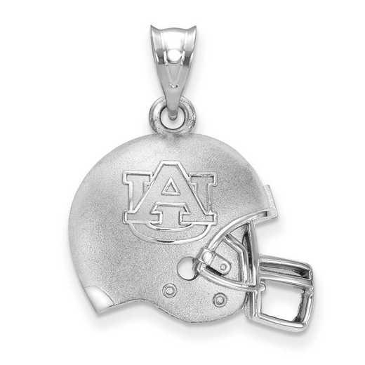 SS505AU: SS LogoArt Auburn Univ 3D Football helmet w/Logo Pendant
