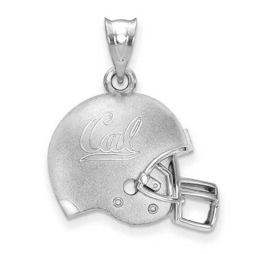 SS505UCB: SS LogoArt UofCalifornia Berkeley 3D Football helmet w/Logo