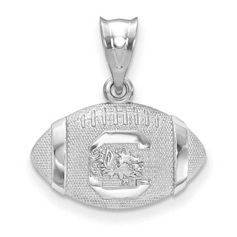 SS506USO: SS Univ of South Carolina Football Pendant