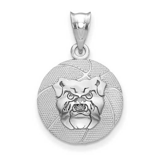 SS507BUT: SS Butler Univ Basketball Pendant