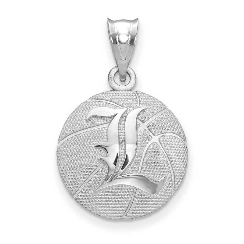 SS507UL: SS Univ Of Louisville Basketball Pendant