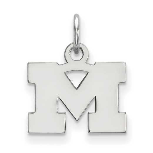 SS001UM: 925 Michigan XS Pendant