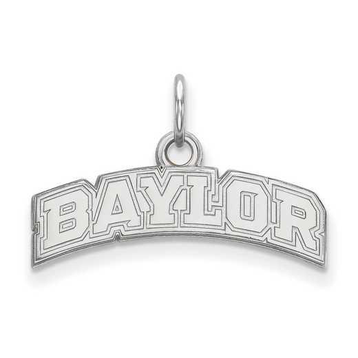SS036BU: 925 Baylor XS Pendant