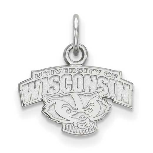 SS074UWI: 925 Wisconsin XS Pendant