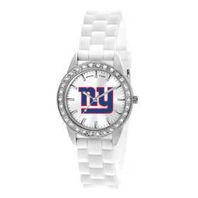 XWL1114: Ladies' NFL Frost Watch - New York Giants