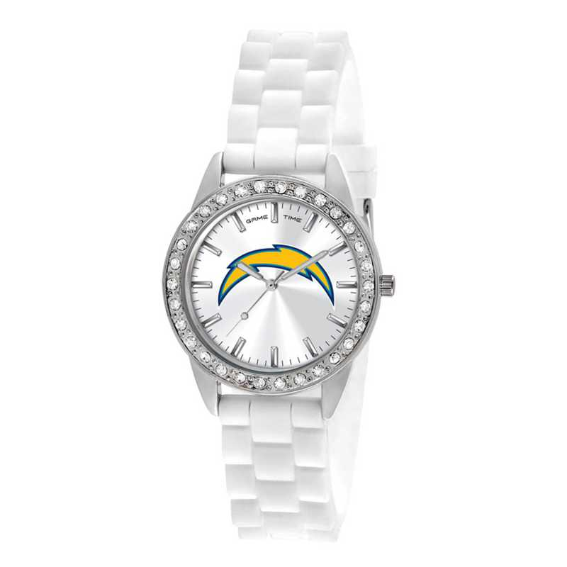 XWL1119: Ladies' NFL Frost Watch - San Diego Chargers