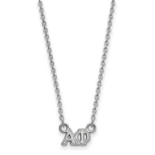 SS006APH-18: 925 Logoart APH Necklace