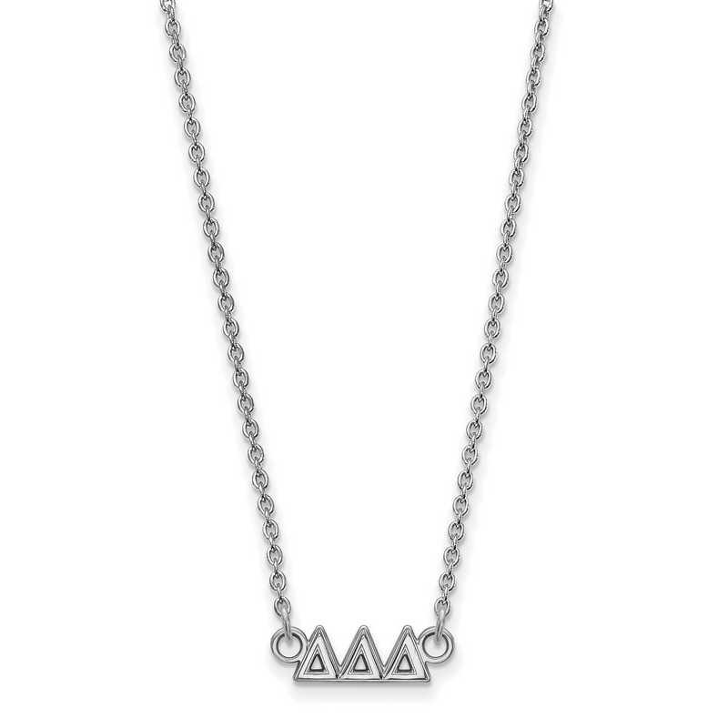 SS006DDD-18: 925 Logoart DDD Necklace