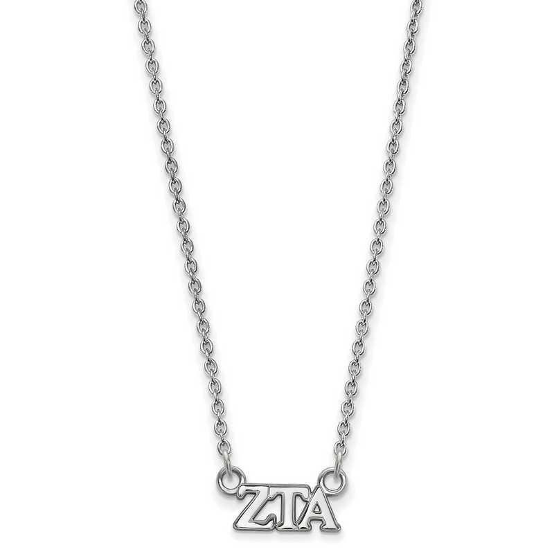 SS006ZTA-18: 925 Logoart ZTA Necklace