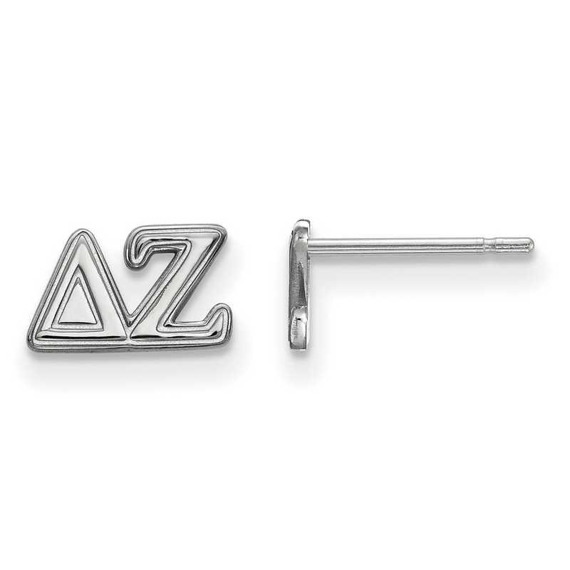 SS005DZ: 925 Logoart DZ Post Earrings