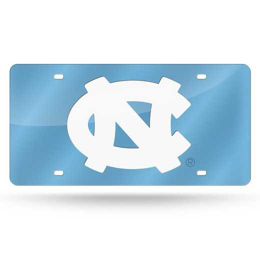 LZC130102: NCAA LZC Laser Cut Tag North Carolina