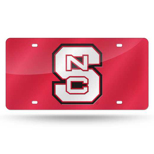 LZC130202: NCAA LZC Laser Cut Tag North Carolina ST