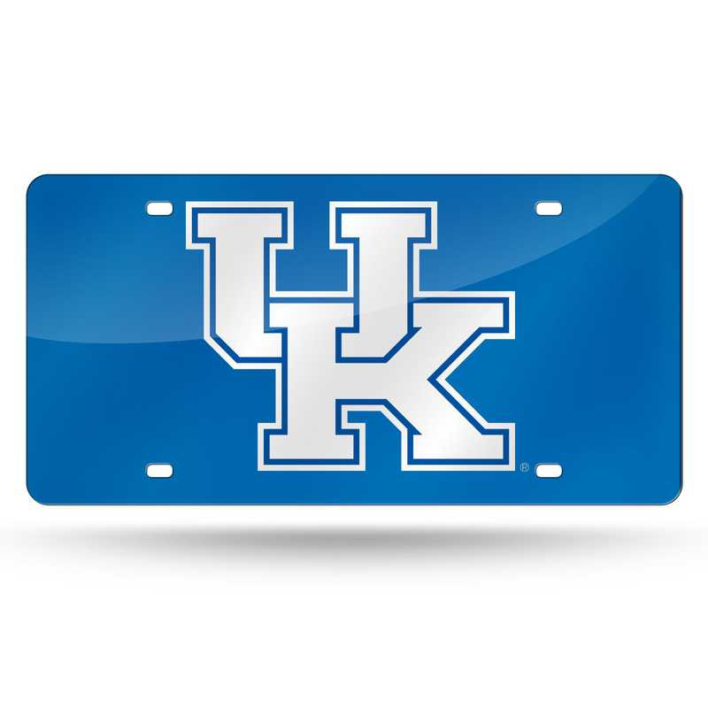 LZC190102: NCAA LZC Laser Cut Tag Kentucky