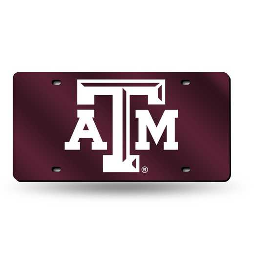 LZC260202: NCAA LZC Laser Cut Tag Texas A&M