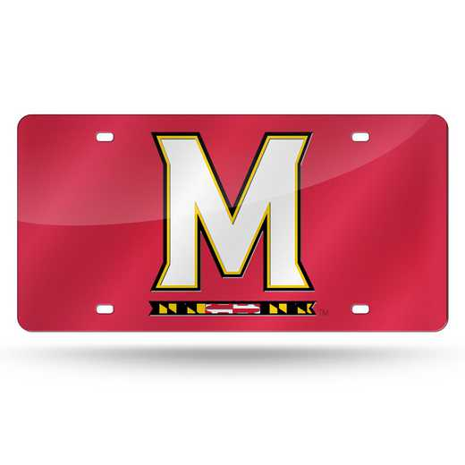 LZC320202: NCAA LZC Laser Cut Tag Maryland