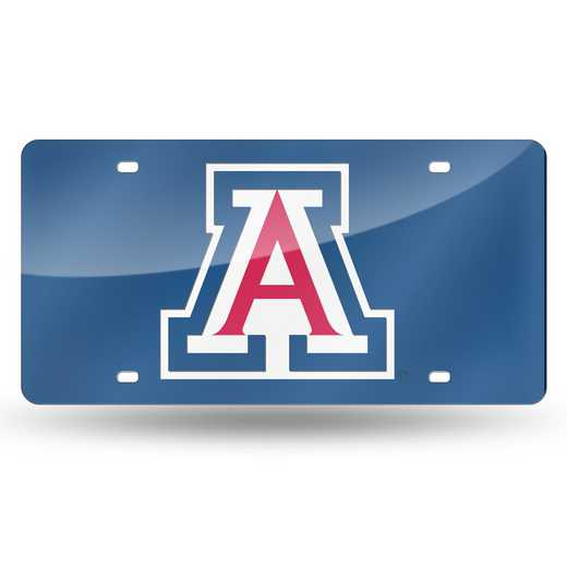 LZC460101: NCAA LZC Laser Cut Tag Arizona