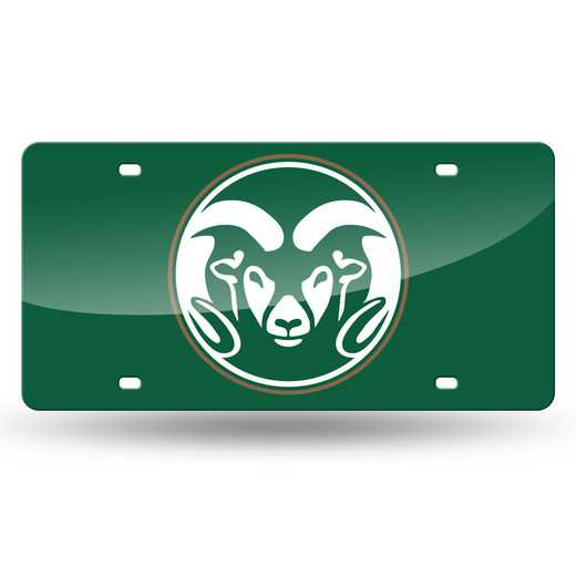 LZC500201: NCAA LZC Laser Cut Tag Colorado ST