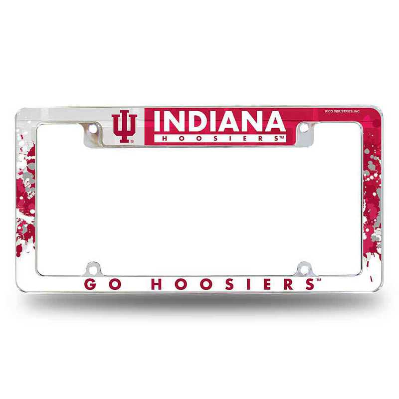 Indiana University Hoosiers License Plate Frame NCAA
