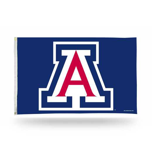 FGB460103: NCAA FGB BANNER FLAG, Arizona