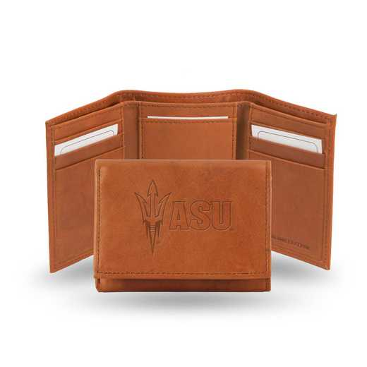 STR460203: NCAA STR Trifold Wallet, Arizona St