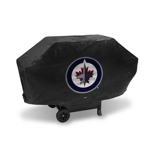 BCB10301: RICO WINNIPEG JETS DELUXE GRILL COVER