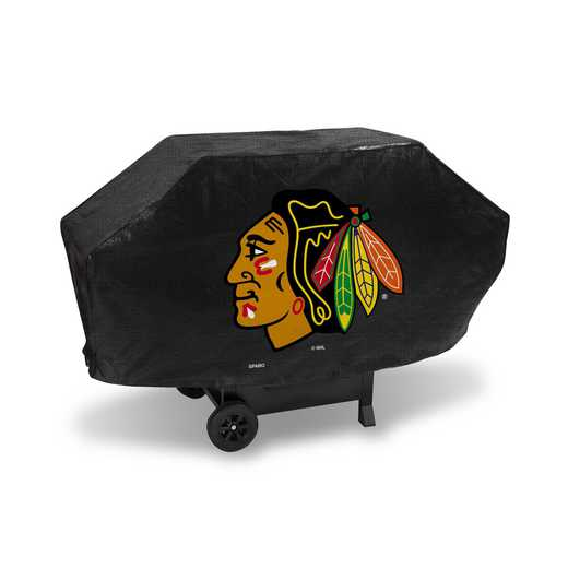 BCE7701: RICO BLACKHAWKS EXECUTIVE GRILL COVER