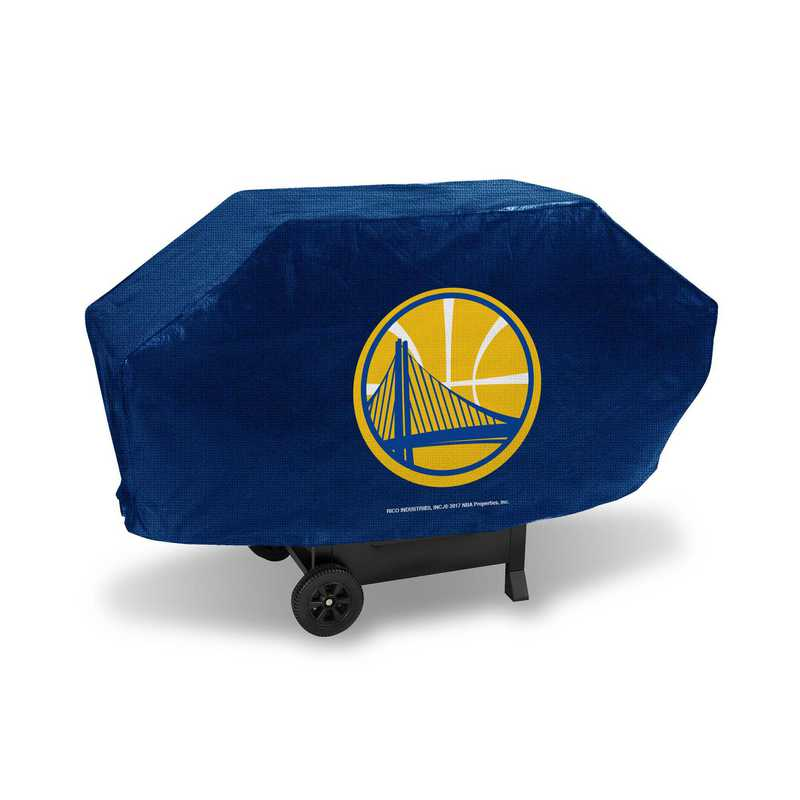 BCE96001: RICO GOLDEN STATE WARRIORS EXECUTIVE GRILL COVER