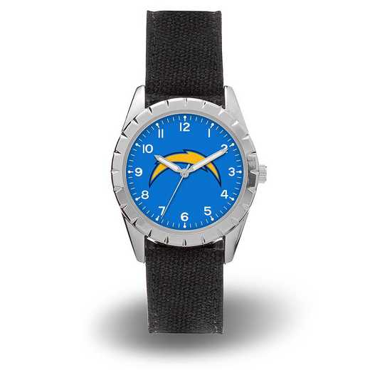 WTNKL3401: LOS ANGELES CHARGERS SPARO NICKEL WATCH
