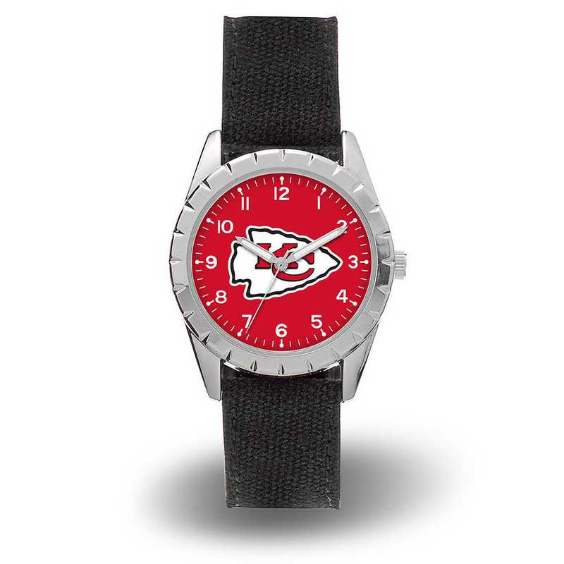 WTNKL2701: CHIEFS SPARO NICKEL WATCH