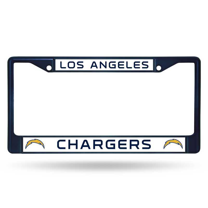 FCC3406NV: NFL FCC Chrome Frame (Colored) Chargers