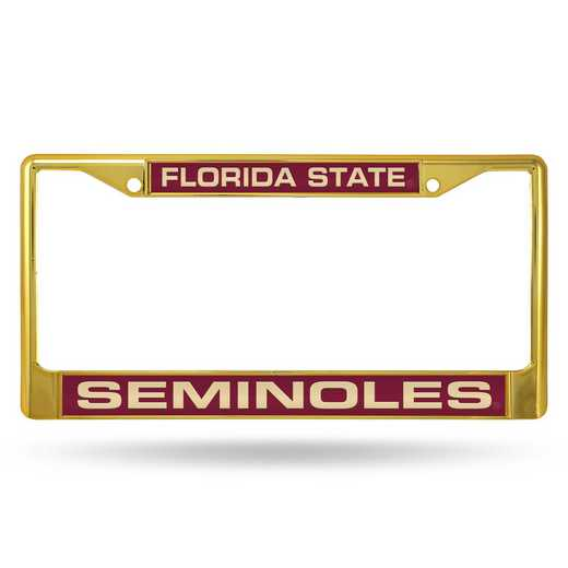 FNFCCL100202GD: NCAA FCCL Lsr Color Chrome Frm FloridaST